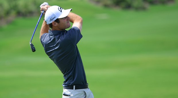 Nicholas Lindheim fired a 6-under 66 in the first of two rounds at the U.S. Open Sectional in Vero Beach, Fla.