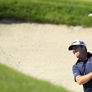 Jim Renner during the sectional qualifier at Purchase, N.Y., for the 2014 U.S. Open at Pinehurst.
