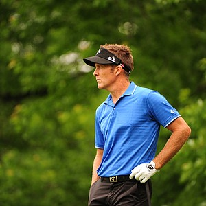 Stuart Appleby during the U.S. Open sectional qualifier at Brookside Golf and Country Club in Columbus, Ohio.
