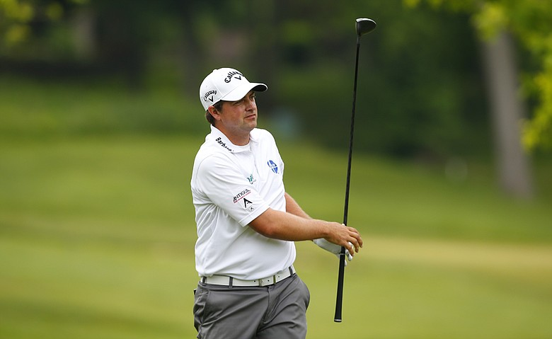 Brian Stuard fired a first-round bogey-free 6-under 64 at Springfield (Ohio) Country Club during the first round of the U.S. Open Sectional Qualifier.