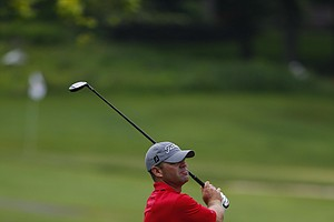 Ryan Armour during the U.S. Open Sectional Qualifier in Springfield, Ohio.