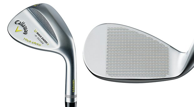 Feedback from the PGA Tour guided the design of Callaway's latest wedge, the Mack Daddy 2 Tour Grind.