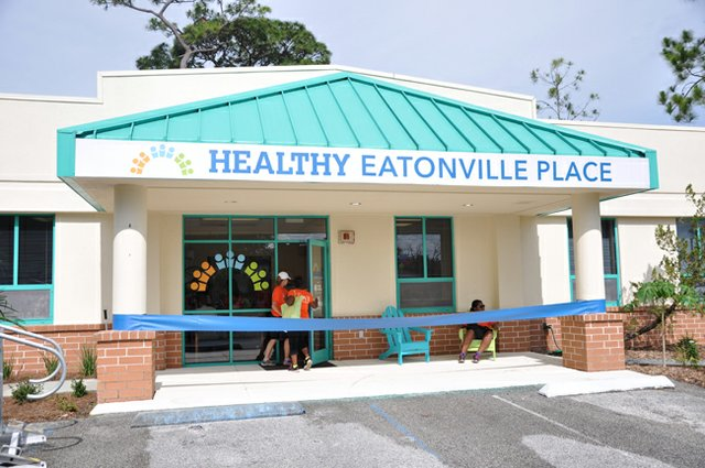 A new health center opened to help reverse an alarming trend in Eatonville.
