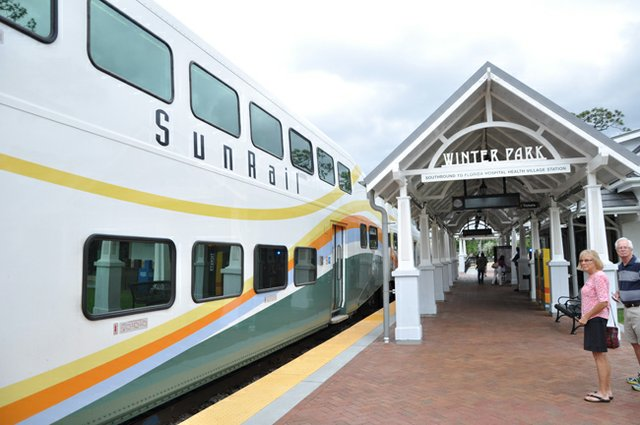 SunRail passengers have provided an economic boost for Winter Park businesses.