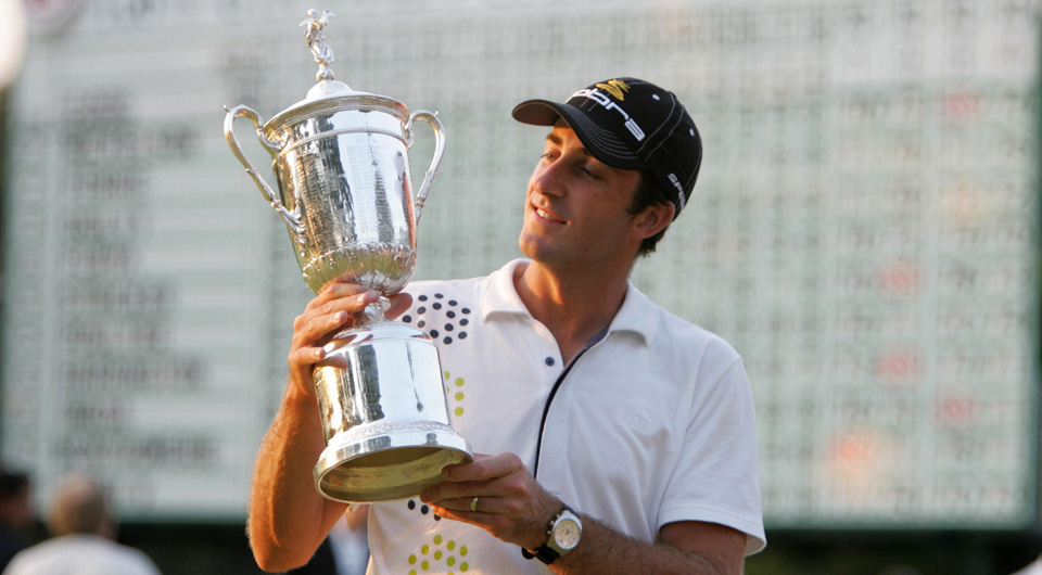 Geoff Ogilvy won the U.S. Open in 2006.