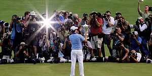 40 reads: With 2011 U.S. Open victory, McIlroy stakes claim as golf's next big thing