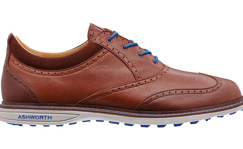 The Encinitas footwear collection from Ashworth Golf.