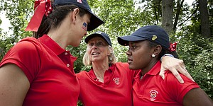 Stackhouse inspires 3-0 start for U.S. at Curtis Cup