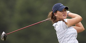 Law, Dimmock keep GB&I hopes alive at Curtis Cup