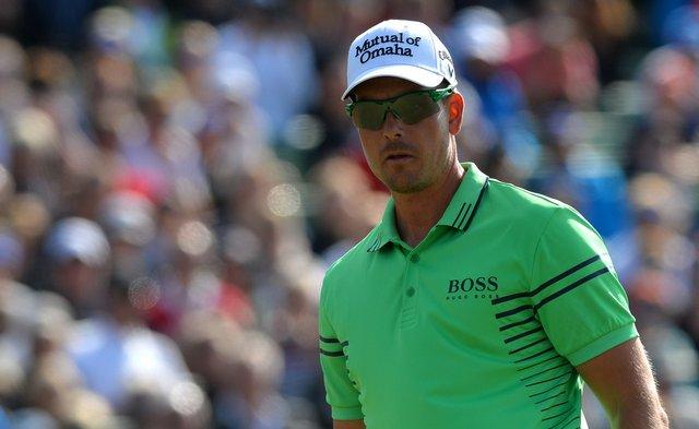 Henrik Stenson is looking to become the first Swedish man to win a major championship at the 2014 U.S. Open.