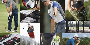 McIlroy, other Nike athletes scripted apparel for 2014 U.S. Open