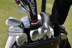 Jimmy Walker, who has won three PGA Tour events this season, uses Titleist 714 MB irons.