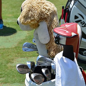 Rory McIlroy plays Nike VR Pro Blade irons and VR Forged wedges for the 2014 U.S. Open at Pinehurst.