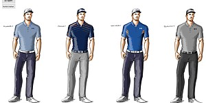 Mahan, Spieth scripted apparel for 2014 U.S. Open