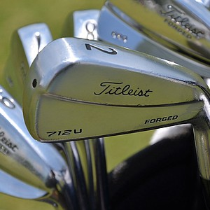 Look for Adam Scott to use this Titleist 712U 2-iron off the tee at Pinehurst during the 2014 U.S. Open.