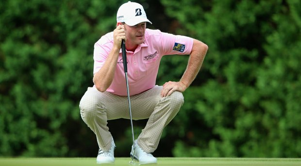 Brandt Snedeker changed putters for the 2014 U.S. Open at Pinehurst.