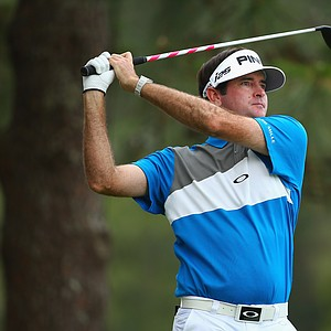 Bubba Watson during Thursday's first round of the 2014 U.S. Open at Pinehurst No. 2.