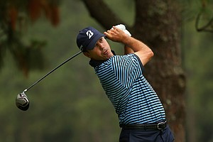 Matt Kuchar during Thursday's first round of the 2014 U.S. Open at Pinehurst No. 2.