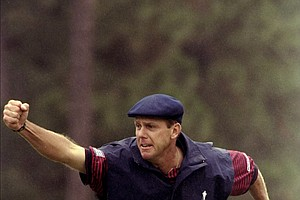 Payne Stewart when he won the 1999 U.S. Open Championship at Pinehurst No. 2.