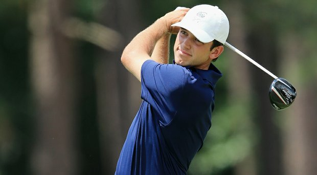 Former Alabama All-American Cory Whitsett fired a 1-under 69 on Friday, but missed the U.S. Open cut by one.
