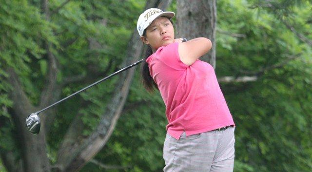Elizabeth Wang won the Rolex Girls Junior Championship on June 13 in Rochester, N.Y.