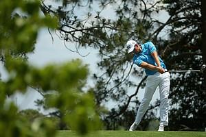Henrik Stenson during Friday's second round of the 2014 U.S. Open at Pinehurst No. 2.