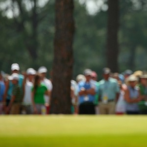 Martin Kaymer during Friday's second round of the 2014 U.S. Open at Pinehurst No. 2.