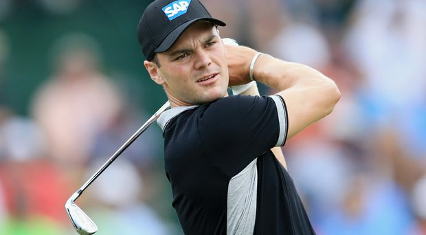 Martin Kaymer is carrying two 3-irons this week at the U.S. Open, with one bent to more of a 2-iron.