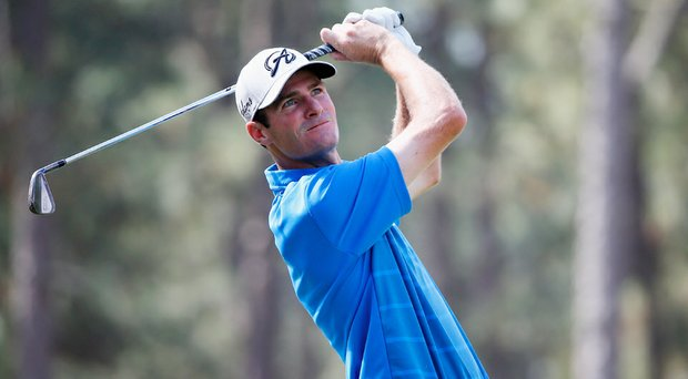 Nicholas Lindheim has posted rounds of 72-73-72 at the 2014 U.S. Open.