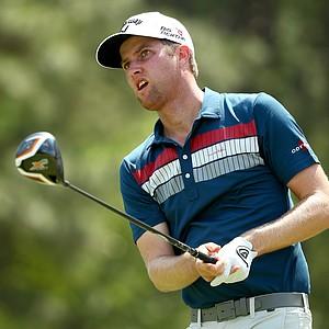 Chris Kirk during Saturday's third round of the 2014 U.S. Open at Pinehurst No. 2.