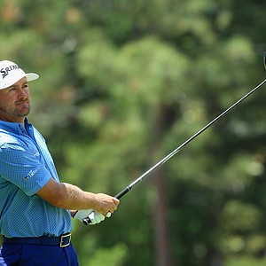 Graeme McDowell during Saturday's third round of the 2014 U.S. Open at Pinehurst No. 2.