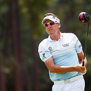 Ian Poulter during Saturday's third round of the 2014 U.S. Open at Pinehurst No. 2.