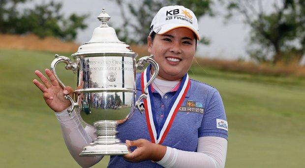 Inbee Park won the 2013 U.S. Women' Open at Seabonack Golf Club in Southampton, N.Y.
