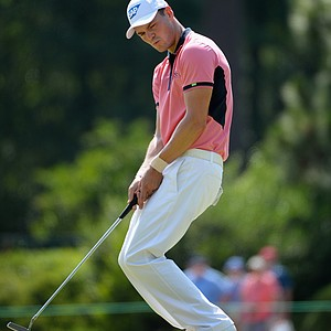 Martin Kaymer during Saturday's third round of the 2014 U.S. Open at Pinehurst No. 2.