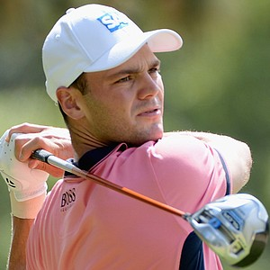 Martin Kaymer during Saturday's third round of the 2014 U.S. Open at Pinehurst.