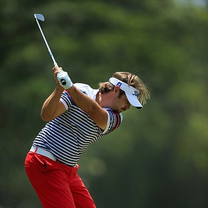 Victor Dubuisson during Saturday's third round of the 2014 U.S. Open at Pinehurst No. 2.