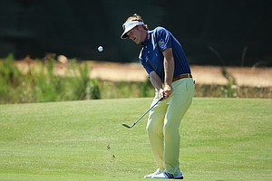 Brandt Snedeker during Sunday's final round of the 2014 U.S. Open at Pinehurst No. 2.