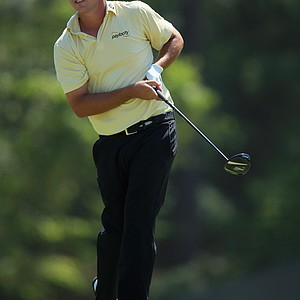 Brooks Koepka during Sunday's final round of the 2014 U.S. Open at Pinehurst No. 2.