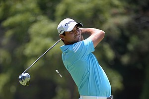Jason Day during Sunday's final round of the 2014 U.S. Open at Pinehurst No. 2.
