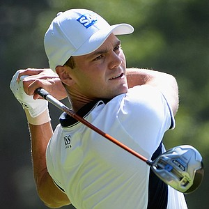 Martin Kaymer during Sunday's final round of the 2014 U.S. Open at Pinehurst.