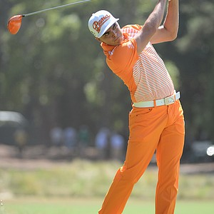 Rickie Fowler during Sunday's final round of the 2014 U.S. Open at Pinehurst No. 2.