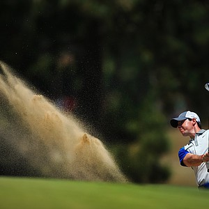 Rory McIlroy during Sunday's final round of the 2014 U.S. Open at Pinehurst No. 2.