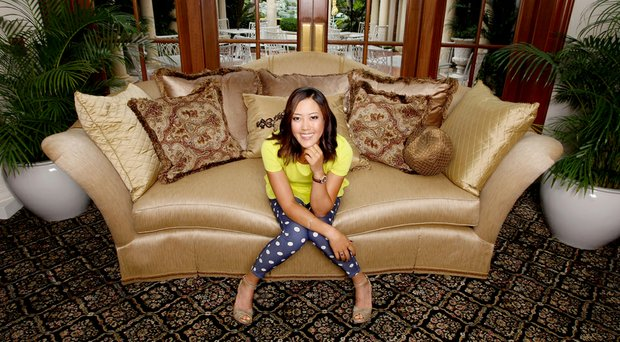 Michelle Wie recently moved from ChampionsGate to Jupiter.