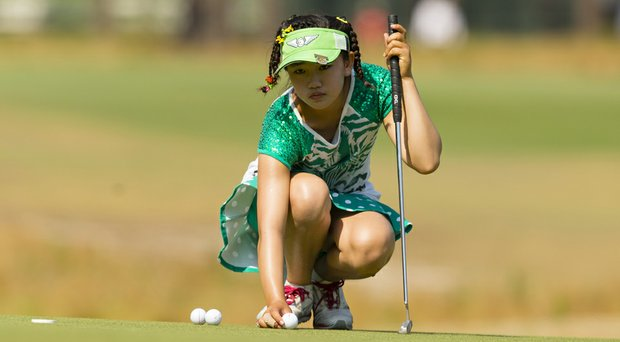 11-year-old Lucy Li is the youngest competitor in U.S. Women's Open history.