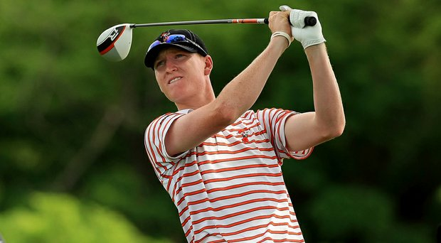 Jordan Niebrugge is one of the top players in this week's Northeast Amateur field.
