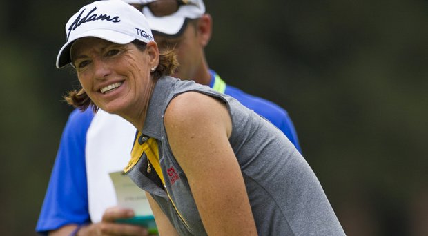 Juli Inkster is making her 35th appearance in the U.S. Women's Open this week at Pinehurst No. 2.