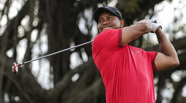 Tiger Woods signed a multi-year endorsement deal with MusclePharm, who will now be on Woods' bag.