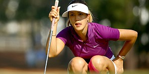 Wie fires another 68 behind red-hot putter at USWO