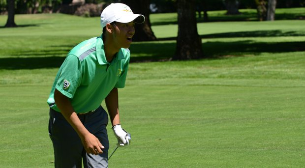 Oregon sophomore Thomas Lim won the Oregon Amateur Championship on Saturday.