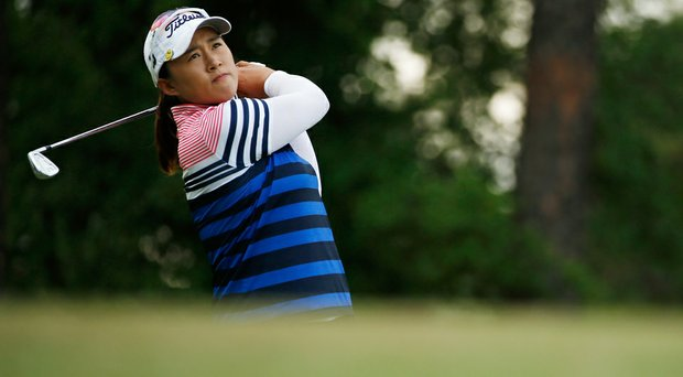 Amy Yang is tied for the 54-hole lead heading into the final round of the U.S. Women's Open at Pinehurst No. 2.